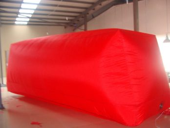 Car Capsule | Inflatable Car Cover Outdoor Full Cover